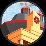 Pier Pressure Badge